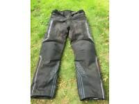 RST Paragon Pro Series textile trousers.