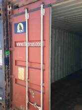 20 sea container shipping container  second hand Bassendean Bassendean Area Preview