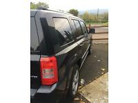2008 2.4 limited s jeep patroit gas converted full mot 60k miles