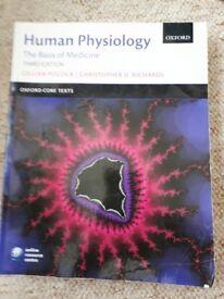 Human Physiology, The Basis of Medicine 3e