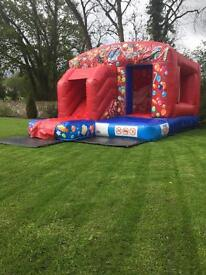 New and used bouncy castles available for sale