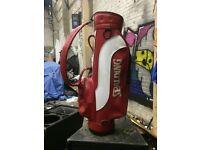Vintage golf sport bag