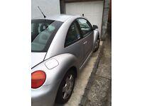2000 VW Beetle,2L Petrol, MOT March 17, 96k