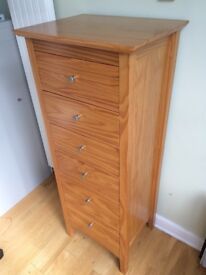 Tall Boy - 6 Drawers, from Marks & Spencer (over £250 new)