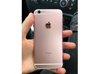 iPhone 6s Rose gold IMACCULATE