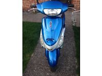 PULSE SCOUT 49 2011 MOPED
