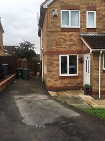 2 Bed Semi Detatched House to rent in Ploughman's Croft - Poplars Farm - PRIVATE LANDLORD
