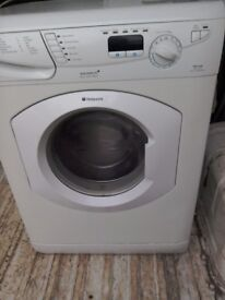 hotpoint aquarius+ wt740 7kg 1400 spin super silent free local delivery allelectricals
