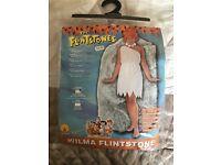Wilma flindtone fancy dress costume