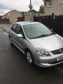 2004 Honda Civic 1.6 VTECH Executive