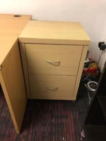 Wooden Office Drawers / Filing