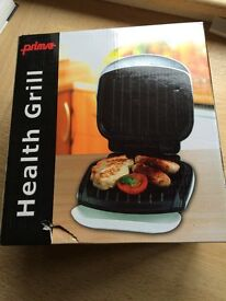 NEW UNUSED ELECTRIC HEALTH GRILL FOR SALE
