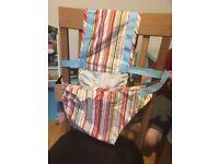 Gro Bag Chair harness