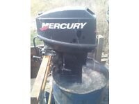 MERCURY OUTBOARD 25HP BLACKMAX EDITION LONGSHAFT