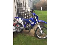 Yamaha WR250 2002 model ****beautiful bike****excellent condition****