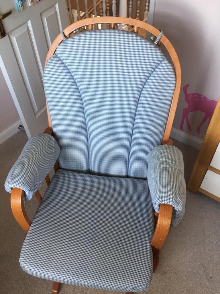 Rocking/feeding chair