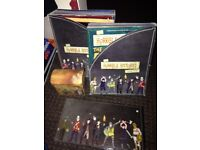 Horrible histories books and cards