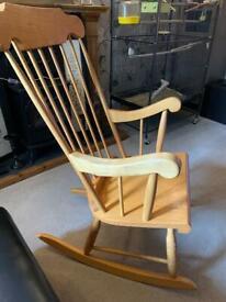 Gorgeous, sturdy rocking chair