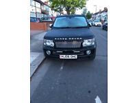 Range Rover hse sports