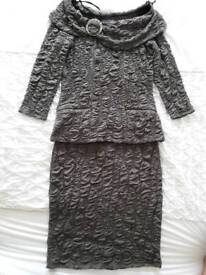 FRANK LYMAN skirt and top outfit..unworn