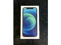 NEW SEALED iPhone 12 128GB Blue Sealed Brand New Unlocked Any Network