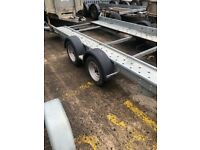 Car transporter trailer 16 feet by 6 feet 2