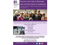 Recovery Cymru new support group