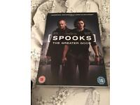 Spooks: The Greater Good - DVD - used