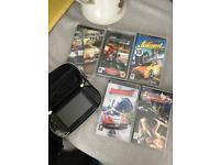 Sony PSP +games