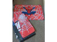 Spider-Man single bedding.