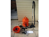 Ex cond VAX 6131 Wet & dry vacuum cleaner. All original accesories + manual. Withernsea