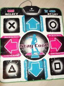 PS2 Dancemat Collectors Item