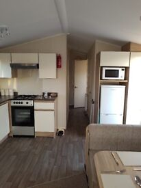 Willerby Mistral 2016 sited at Sunnyvale Rhyl