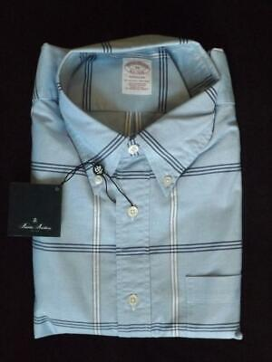 NWT NIP Brooks Brothers Polo Button Down Oxford Shirt XL Madison Fit