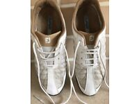 Ladies Footjoy SUPERLITES golf shoes