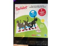 Twister game in unopened box