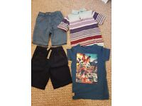 Boys bundle clothes age 4 to 5 years excellent condition