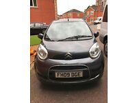 Citroen C1 2009. 1 previous owner. Great condition. Low tax, great MPG!