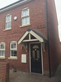 3 Bed Townhouse Unfurnished for Rent in Brotherton nr Pontefract
