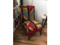 Vintage cocktail chair from designer YHIOF