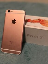 iPhone 6s, 64 GB, ROSE GOLD, good condition