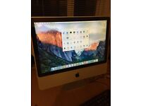 "Apple iMac 20"" early 2008"