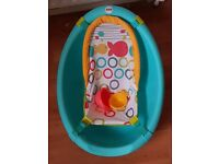 Fisher price rinse and grow baby