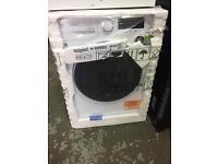 Brand New HOTPOINT 10kg Ultima S-Line RPD10477DD Washing Machine - White RRP £399.99