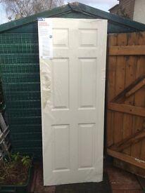 FOR SALE 6 Panel Moulded door