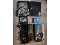 Intel i7 5820k, MSI X99A SLI Plus Motherboard, 1475w Power supply, Dark Rock 3 CPU Cooler