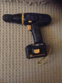 18v Battery drill