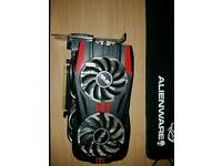 Asus 760 GTX nvidia graphics Card OC2 edition