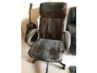FREE Brown Office Chair - given in kindness