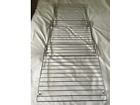 Triple Chrome Cooling Rack – New (Collect Only)